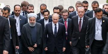 روحانی در پنج نشست قبلی آستانه به اردوغان و پوتین چه گفت؟