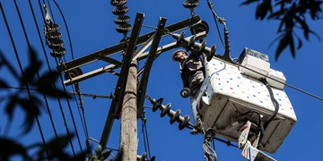 اصلاح ۱۷ هزار متر شبکه فشار متوسط هوایی روستاهای کالپوش