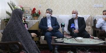 تجدید بیعت ۲۵ هزار کانون مساجد با خانواده شهدا در طرح ملی سهشنبههای تکریم