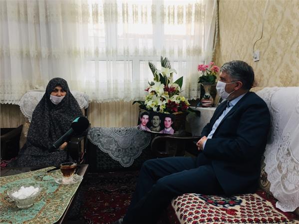 13990411000165 Test NewPhotoFree - تجدید بیعت ۲۵ هزار کانون مساجد با خانواده شهدا در طرح ملی سهشنبههای تکریم