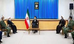 امنیت بهترین هدیه نظام جمهوری اسلامی با قدرت نیروهای مسلح است