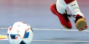 4 تیم خارجی برای شرکت در رقابتهای بینالمللی فوتسال به شیراز میآیند
