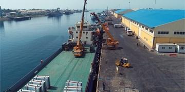 رشد ۱۷۴ درصدی صادرات کالای نفتی از بندر شهید باهنر