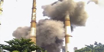 فیلم| انفجار در نیروگاهی در هند 5 کشته و 17 مجروح برجا گذاشت