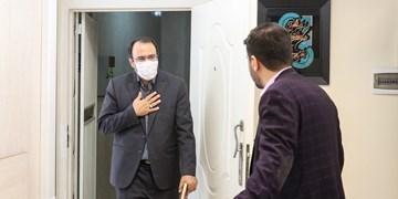 حضور نمایندگان مجلس و رئیس شورای شهر اصفهان در خبرگزاری فارس