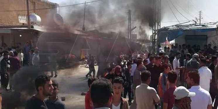 ربوده شدن تعدادی از اهالی الحسکه توسط شبه نظامیان کُرد