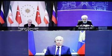 ظریف: صلح در سوریه حاصل خواهد شد
