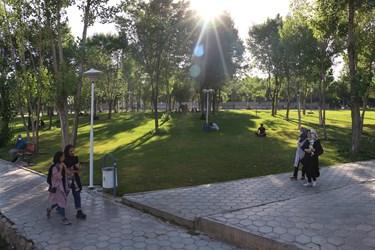 بوستانهای فعال شهرکرد