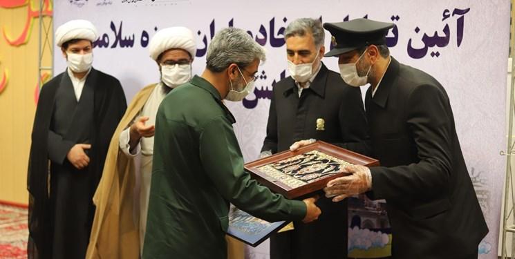 عکس| تجلیل از جهادگران