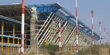 تأمین ۱۰ پل تلسکوپی برای ترمینال جدید فرودگاه کیش/ پروژه اسفندماه به بهرهبرداری میرسد