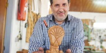انديشه و هنر در چوب