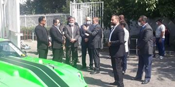 افتتاح آکادمی بینالمللی اتومبیلرانی در غیبت وزیر/علینژاد: اجازه دهید درباره فوتبال حرف نزنم