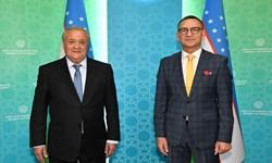 همکاریهای متقابل محور دیدار مقامات ازبکستان و اوکراین