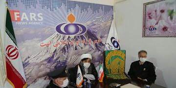 حضور کاروان «زیر سایه خورشید» در دفتر خبرگزاری فارس کردستان