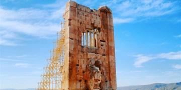 تداوم ساماندهی برج سنگی مجموعه پاسارگاد