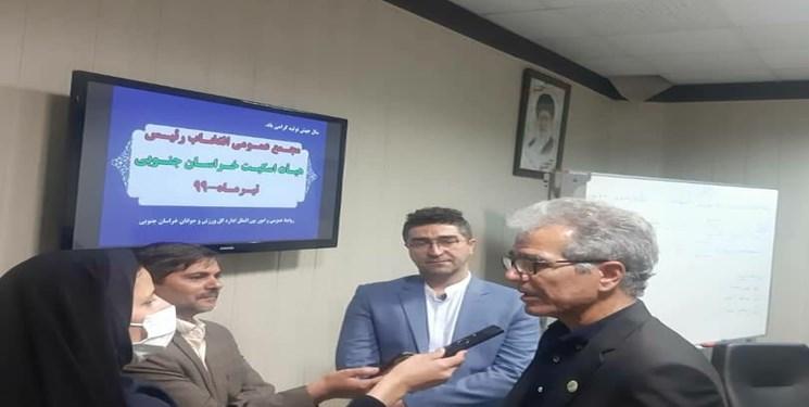 خراسانجنوبی کمپ برگزاری اردوهای تیم ملی اسکیت میشود