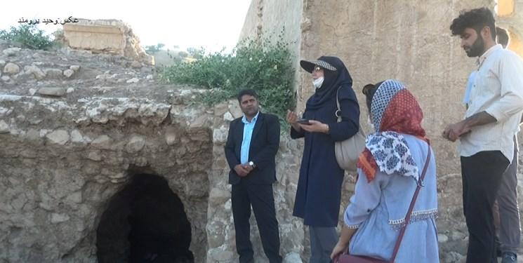 قابلیت قلعه دیشموک در تبدیل به سایت موزه گردشگری