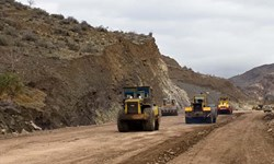 آغاز عملیات ساخت قطعه چهارم محور جدید پلدختر _خرمآباد