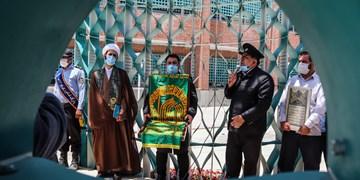مهرنشینان پردیس زیر سایه پرچم امام مهربانیها