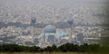 ریزگردها مهمان اصفهان