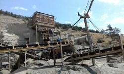 قیمتهای شن و ماسه در معادن غرب مازندران منطقی است