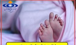 ابتلای دو نوزاد به کرونا در«درهشهر»