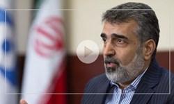 توضیحات کمالوندی درباره حادثه در سایت هستهای نطنز