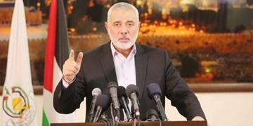 هنیه: کنفرانس امروز فتح و حماس مرحله جدیدی از کار مشترک را رقم زد