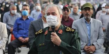 جانشین فرمانده سپاه: ایران هر روز قویتر از دیروز/ در شرایط کرونا رعایت نکات بهداشتی از واجبات است