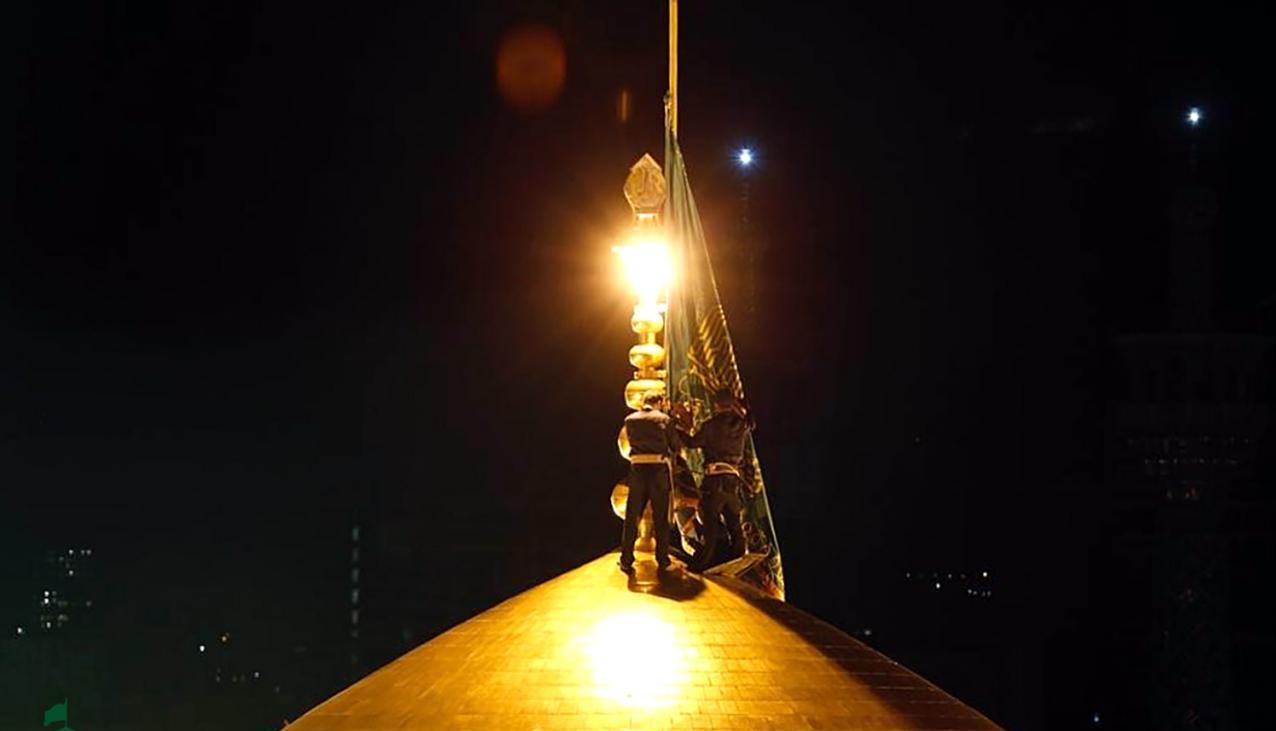 13990413000021 Test NewPhotoFree - برگزاری جشن میلاد امام رئوف با سیمایی متفاوت به دلیل شیوع کرونا+عکس و فیلم