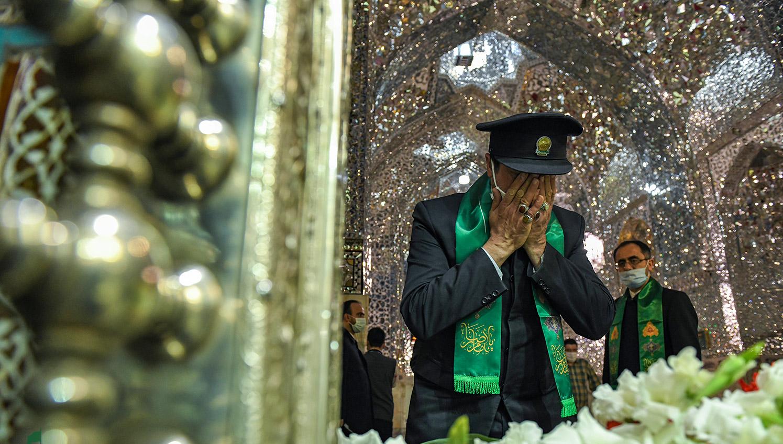13990413000025 Test NewPhotoFree - برگزاری جشن میلاد امام رئوف با سیمایی متفاوت به دلیل شیوع کرونا+عکس و فیلم