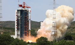 ماهواره چین محیط فضا را بررسی میکند