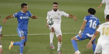 کارواخال: رئال مادرید در مسیر قهرمانی لالیگاست