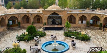 سرخط فارس |  میراث فرهنگی کرج کافه قلیان شد!