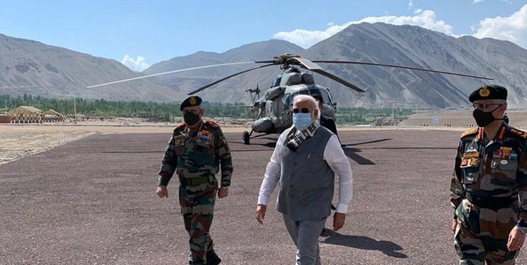 مجوز دولت هند به ارتش برای تصرف اراضی و ساخت پایگاه در جامو و کشمیر