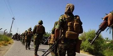 عملیات مشترک الحشد الشعبی و ارتش عراق علیه داعش در نینوی