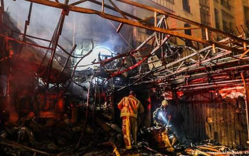 13990413000549 Test NewPhotoFree - جزئیات جدید از حادثه کلینیک سینا مهر/278 ملک پرخطر در شمال تهران