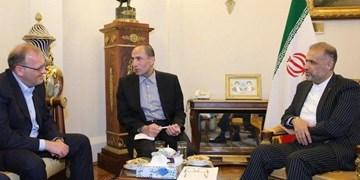 گفتوگوی سفیر ایران و معاون وزیر انرژی روسیه