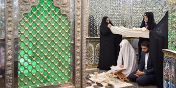شعرخوانی کنایی مطیعی در عقد یک زوج/ این دولتم، آخراشه، واقعا خسته نباشه!