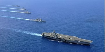 اقدام تحریکآمیز آمریکا در اعزام دو ناو هواپیمابر به دریای چین جنوبی