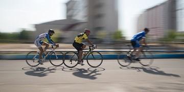 عکس|مسابقات لیگ دوچرخه سواری گیلان در منطقه آزاد انزلی