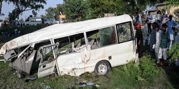 22 کشته در تصادف قطار با خودرو در لاهور پاکستان