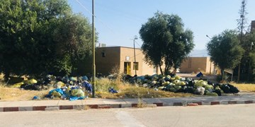 کار انباشت زباله های بیمارستانی در ایذه به شکایت زیست محیطی کشید