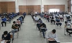 در هول و ولای امتحانات نهایی/ غول کنکور پایه دوازدهمیها را به حوزه امتحانی کشاند