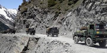 هند حضور نظامی در مرز با چین را افزایش داد