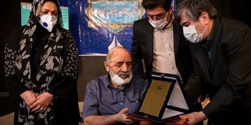 آیین اختتامیه هجدهمین دوره  جایزه «قلم زرین»