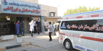 آخرین وضعیت مصدومین حادثه پتروشیمی کارون/ 70 نفر گاز کلر استنشاق کردند