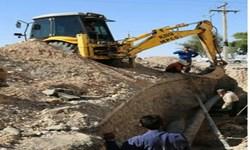 آغاز بهره برداری شبکه جدید آب شهر مهران