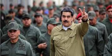 نیکلاس مادورو بر لزوم تقویت نیروهای مسلح ونزوئلا تاکید کرد