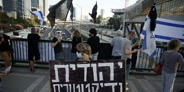 اعتراضات گسترده در فلسطین اشغالی و درخواست برای استعفای نتانیاهو